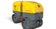 Trench Roller RTSC3 with compatec
