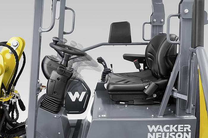 WL20e - Adjustable steering column